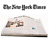 New York Times Usage and Tablets' New E-Reading Paradigm iDevice Newspaper
