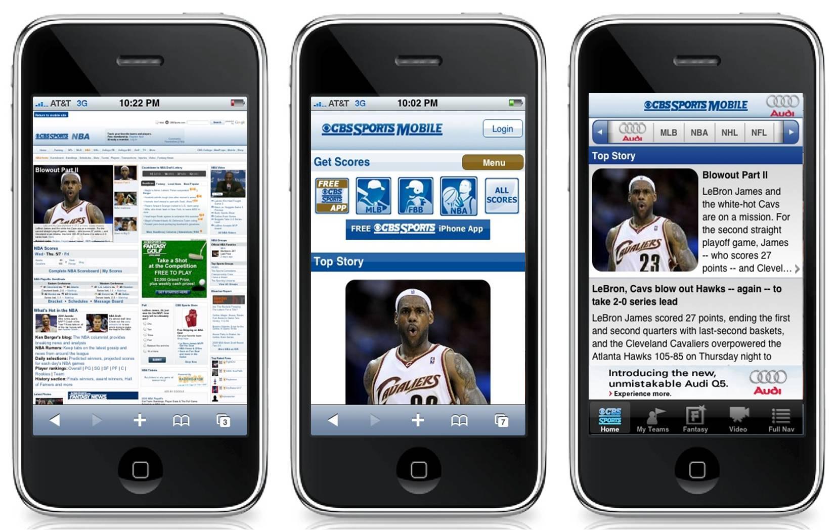 Сайт для мобильного 15 фотография