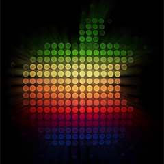 apple-logo-litebrite