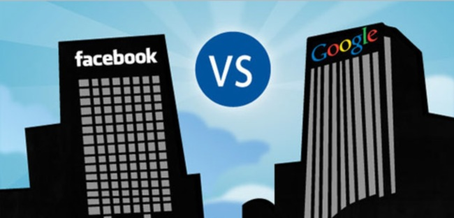 google vs facebook seo