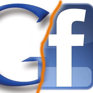 Google facebook logo siliconangle