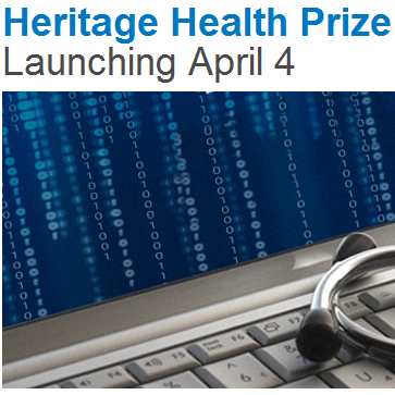 The Heritage Health Contest Is One Step Away