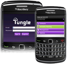 tungle-me-blackberry-app