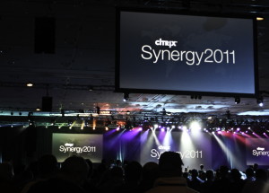 Citrix Synergy 2011 keynote