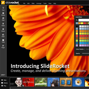 SlideRocket Extends the Niftiness of Applications to Support Education