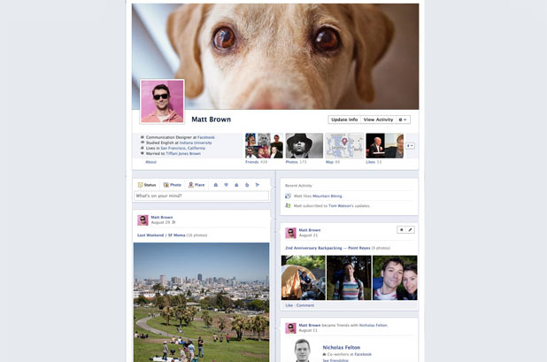 Is Salesforce.com Planning a Facebook Style Timeline for Chatter?
