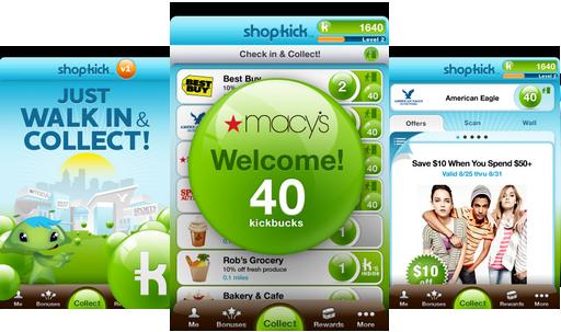 shopkick mobile