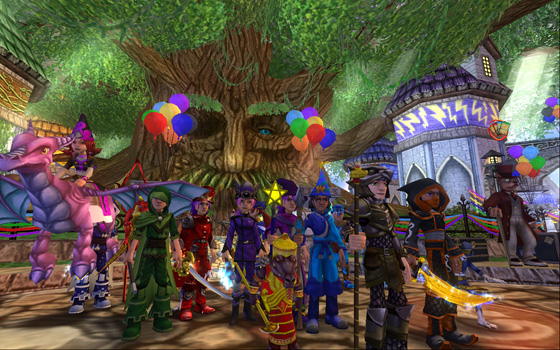 Creators of Wizard101 to the 2012 Keynote Digital Kids Conference in