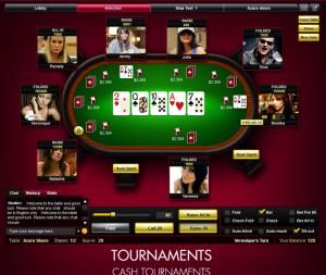 Poker 10 game