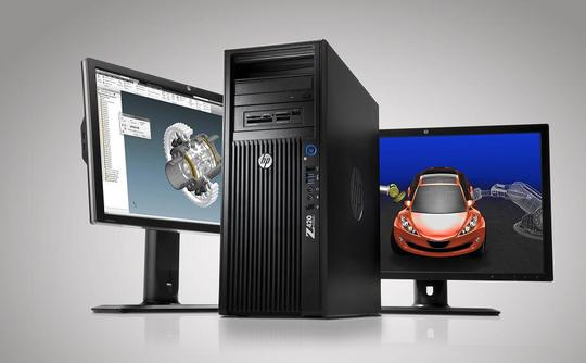 hp-z420-workstation-and-dual-hp-zr2440w-displays-with-autodesk-inventor-540x334