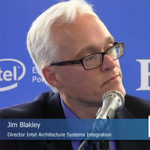 Intel's Jim Blakley Looks to the Future of Private Cloud and IT Growth