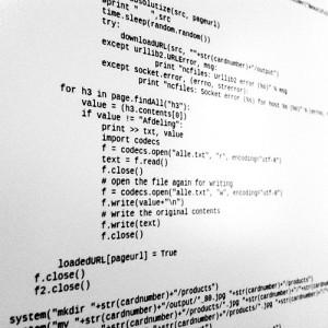 Python source code