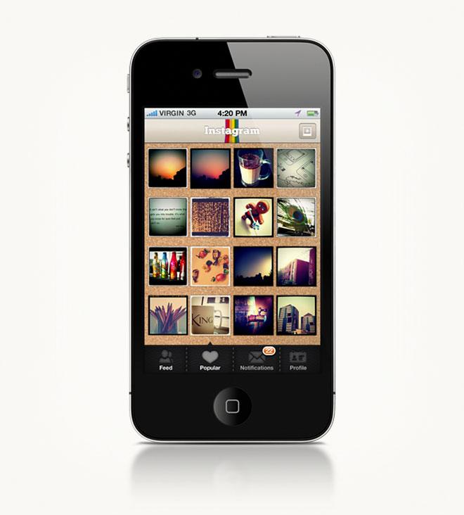 Инстаграм Для Iphone - фото 6