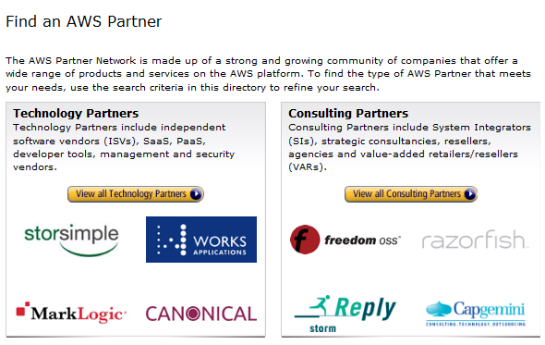 The Real Skinny About Amazon Web Services New Partner Network