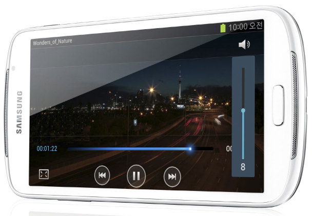 Samsung's Galaxy Player 5.8: Biggest Media Player Yet, Biggest Waste Of Space