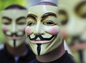 hacktivist anonymous