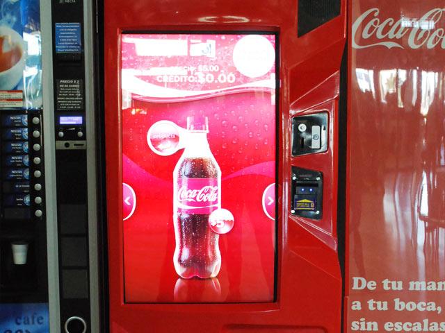 Coke Drink Machine Drinks Vending Machine