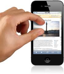 Image result for iphone multi touch