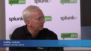 Splunk CEO Discusses the Case for Splunk and Value of