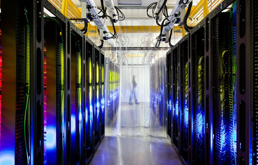 Google's Data Centers Serve Up A Virtual Feast For The Eyes