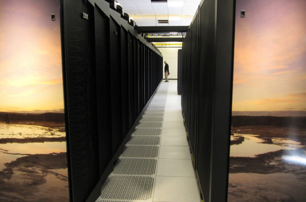 Yellowstone Supercomputer Goes Online To Tackle Climate Change