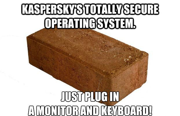 "Kaspersky's ""Unhackable"" OS Will Face Challenges"