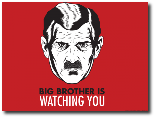 BB is watching you