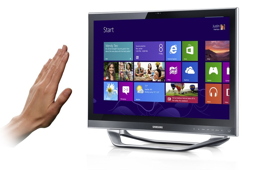 Extreme Reality Brings Gesture Recognition to Samsung Series 5 and 7 All-In-One PCs
