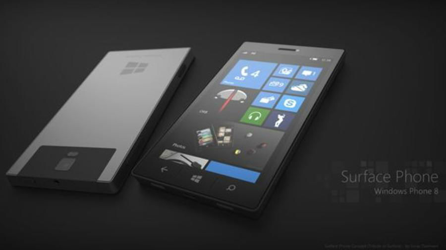 Rumors of a Microsoft Surface Phone Stirring Major Buzz