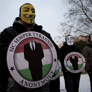 Breaking Analysis: Anonymous Stings Israel With Website Outages Over IDF Operation in Gaza
