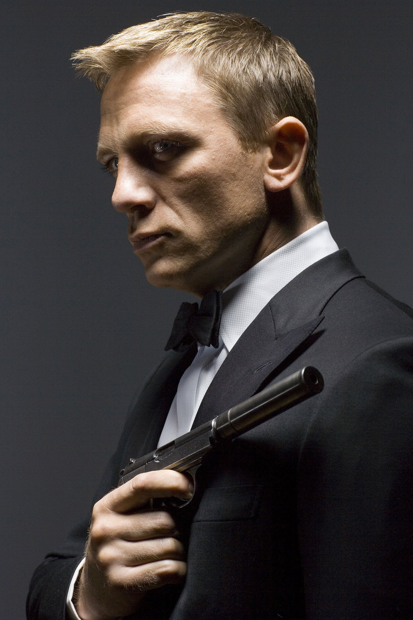 The Daniel Craig James Bond Trilogy: A Review by GMS | Two ...
