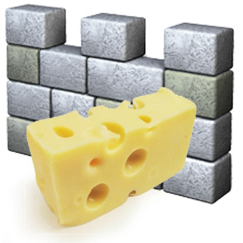 Anti Virus Vendors Criticize Windows 8 Security, Call it a Swiss Cheese Flak Jacket