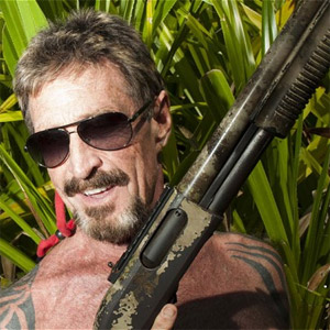 John McAfee Blogs and Offers Reward for Finding Neighbor's Killer