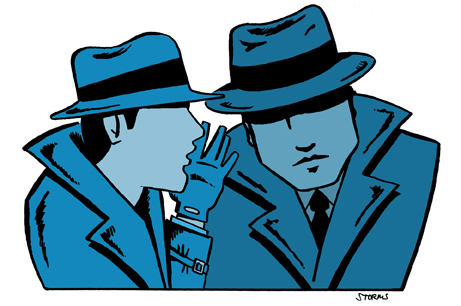 Belgian Spies Cover Blown… On LinkedIn and Facebook. Doh!
