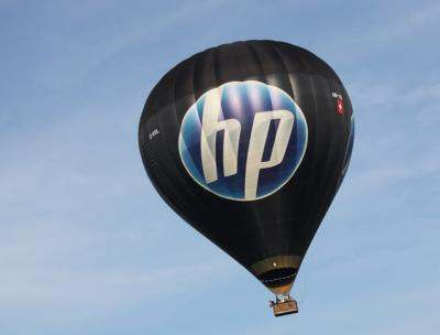 HP balloon