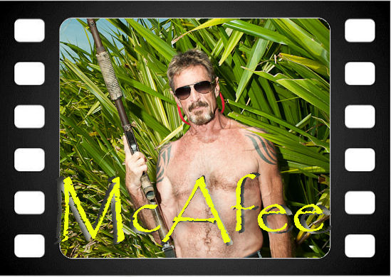 Must See TV – John McAfee Story Coming to a Screen Near You