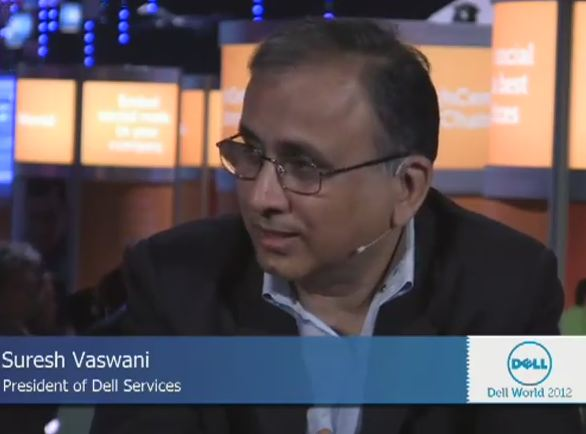 Dell Services Does It All – Cloud, Security, Apps, Enterprise
