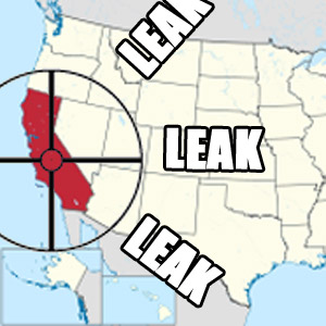 Second Data Leak in the State of California