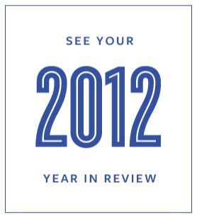 "Google Zeitgeist and Facebook 'Year In Review"" Show Top Web Trends For 2012"