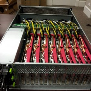 25 GPU System Unveiled at Passwords^12 Conference Eats Password Hashes for Breakfast