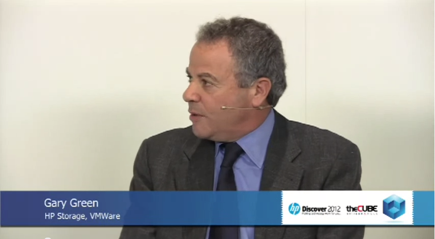 Storage Virtualization: HP's Craig Nunes and VMware's Gary Green Discuss Their Collaboration