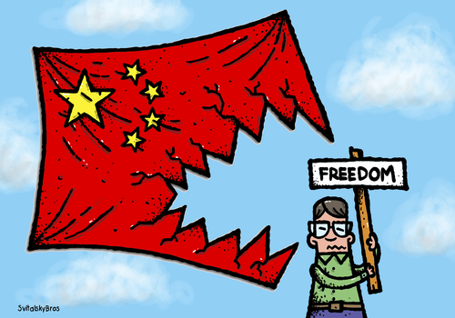China Just Destroyed The Last Remnants Of Internet Freedom