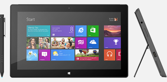 Surface Pro and Windows 8 – Ending the BYOD Madness