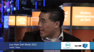 Ray Wang at Dell World 2012