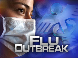 Healthy Big Data: Stopping the Spread of Flu