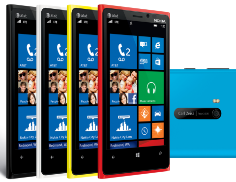 Nokia Rides Windows Phone 8 to Better Than Expected Lumia Sales
