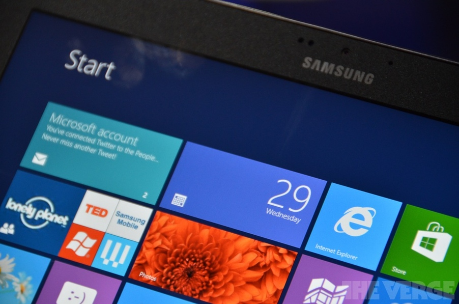 "Samsung Snubs Windows RT, Says it's ""Too Confusing"""