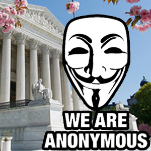 Anonymous Hacks USDOJ Sentencing Website in Honor of Aaron Swartz