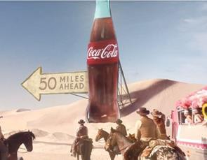 Coke Enables Social Sabotage with Coke Chase