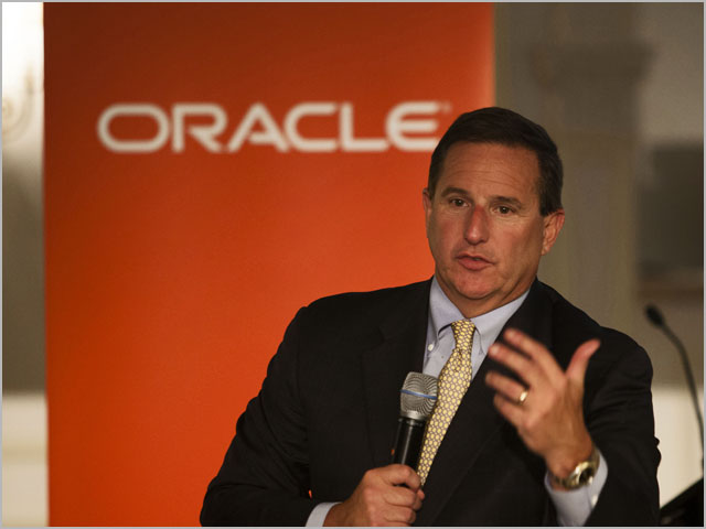 Oracle Reinforces Its Commitment to the Cloud
